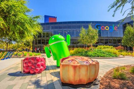 Le géant de l'internet admet à demi-mot que ses applications peuvent collecter des données de localisation, même sans le consentement des utilisateurs. (Photo: Shutterstock)
