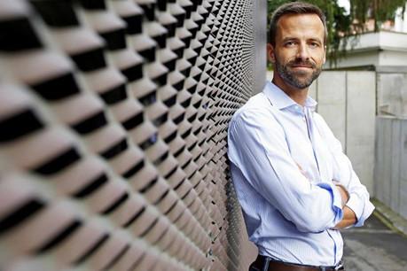 «Notre approche est data agnostique: nos produits s'adaptent aux besoins de chaque client», déclare Bert Boerman, CEO de Governance.com. (Photo: Olivier Minaire)