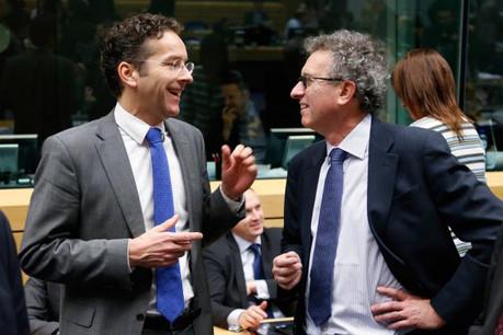 Après Bloomberg, c'est au tour du Financial Times d'indiquer que Pierre Gramegna a ses chances pour succéder à Jeroen Dijsselbloem au poste de président de l'Eurogroupe. (Photo: Union européenne / archives)