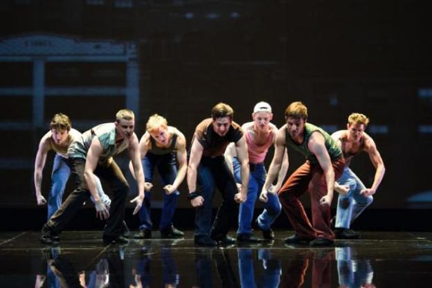 Les Jets prêts à en découdre avec les Sharks, c'est ce soir sur la scène du Grand théâtre. (Photo: Nilz Boehme)