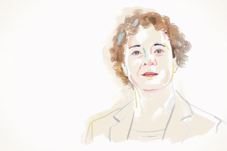 """Ann Doherty: """"Private equity is not the only industry facing these kinds of challenges. Asset managers of other asset classes are also dealing with complex, long-term and fundamental sector changes."""" (Illustration: Maison Moderne)"""