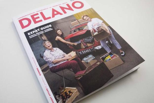Retrouvez dès vendredi l'édition été de Delano. (Photos: Maison Moderne Studio)