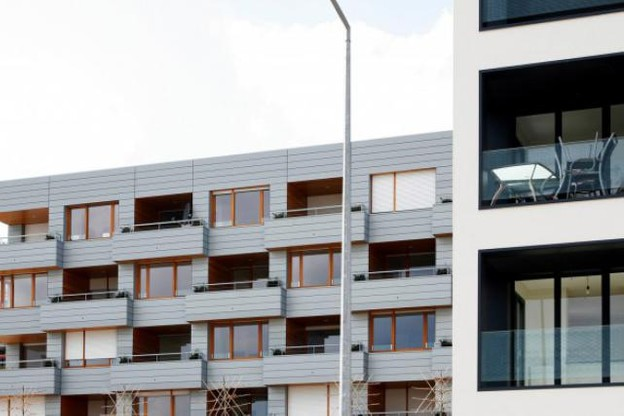 Les appartements sont les principaux biens concernés par le marché de l'immobilier. (Photo: archives paperJam)