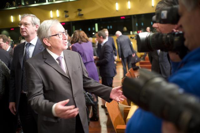Jean-Claude Juncker ne croit pas au hasard. Mais il se dit déterminé à avancer vers une imposition harmonisée et plus morale. (Photo: Christophe Olinger)