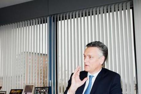 Harry Van Dorenmalen: «Quelles sont les qualités d'un véritable leader? Tout d'abord, il doit savoir apprendre et écouter.» (Photo: Jussi Puikkonen)
