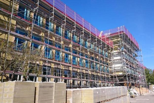Le bâtiment historique de l'INL, situé boulevard de la Foire, sera de nouveau utilisé à compter du «second semestre 2018» et doit permettre d'augmenter le rythme des sessions d'examen. (Photo: Administration des Bâtiments Publics)
