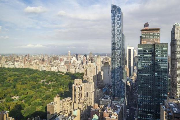 L'immeuble signé Christian de Portzamparc donne une vue directe sur Central Park. (Photo: Licence CC)
