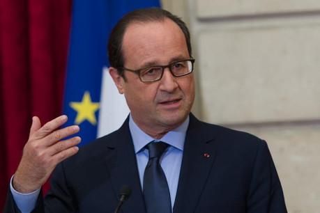 François Hollande: «Ce que l'Alsace est capable de faire avec l'Allemagne, la Lorraine doit être capable de le faire aussi avec le Luxembourg.»  (Photo: DR)