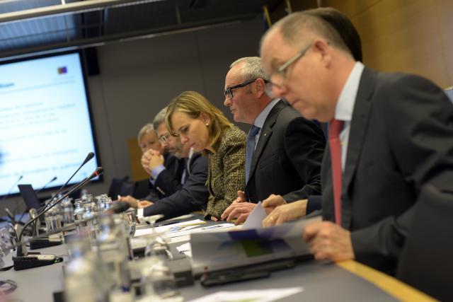 La gouvernance de la House of Training est collégiale. Et chapeaute une initiative fédératrice. (Photo: Christophe Olinger)