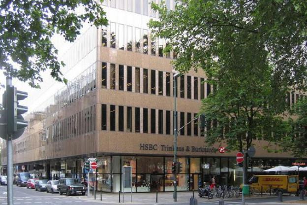 Le siège de HSBC Trinkaus & Burkhardt à Düsseldorf. (Photo: Licence CC)