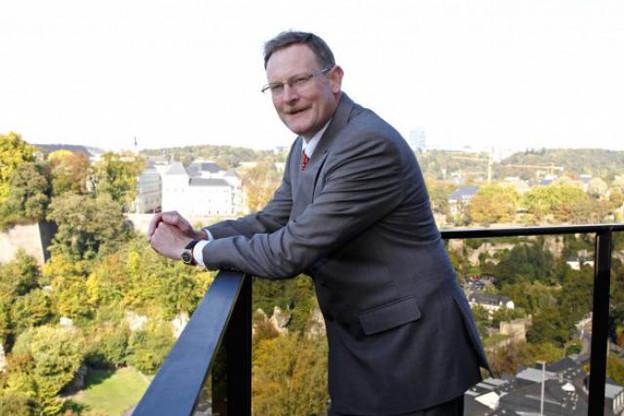 Nigel Fielding est Country chief officer de HSBC au Luxembourg.  (Photo : archives paperJam)