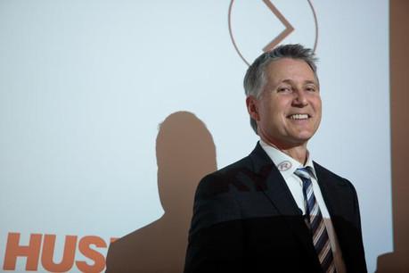 John Galt, CEO de Husky, veut rendre l'unité de Dudelange plus compétitive.  (Photo: Matic Zorman)