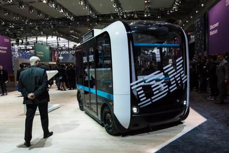 IBM croit dans le développement de son intelligence artificielle en France. (Photo: Licence CC)