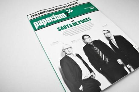 L'édition de novembre de paperJam2 se penche sur le développement du secteur ICT au Luxembourg. (Photo: Maison Moderne Studio)