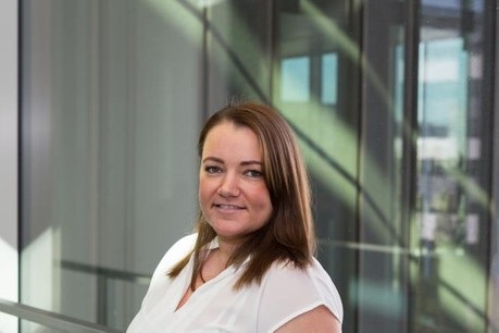 """Rita Rácz: """"Recruiting IT professionals is one of the biggest challenges for companies based in Luxembourg.""""  Photo : Rita Ràcz"""