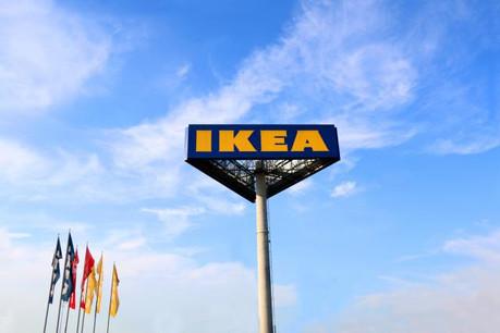 Ikea avait déjà visé le Luxembourg il y a quelques années, avant de finalement développer un vaste magasin en bordure de frontière, à Sterpenich. (Photo: Shutterstock)