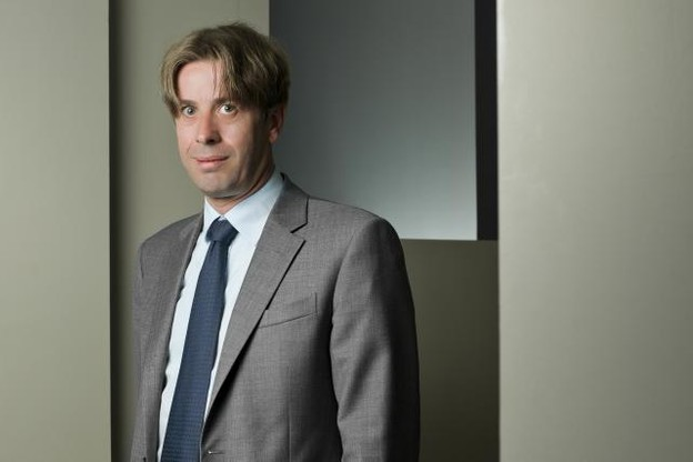 Olivier Posty est le country manager de Dimension Data Luxembourg.  (Photo: Julien Becker / archives )