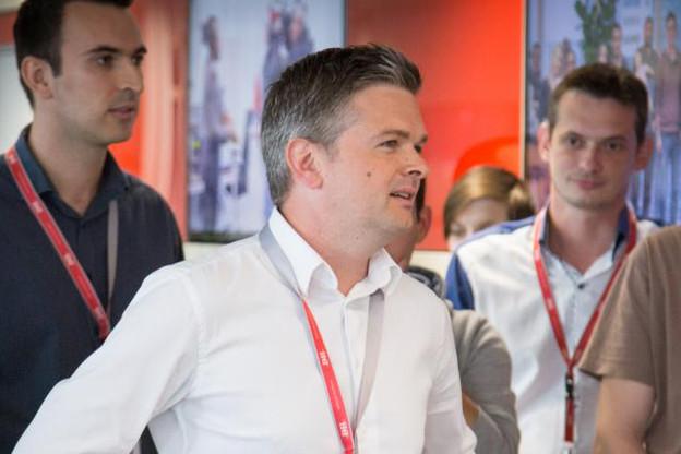 Márton Fülöp (Docler Holding): «Les méthodes de recrutement conventionnelles ne suffisent plus, car la plupart des candidats ne postulent plus. Nous devons être actifs pour les attirer et chasser.» (Photo: Docler Holding)