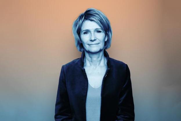Véronique Coulon: «Je n'ai jamais ressenti de culpabilité par rapport à mes absences. Mais je suis consciente que cela représente une force de caractère.» (Photo: Maison Moderne)