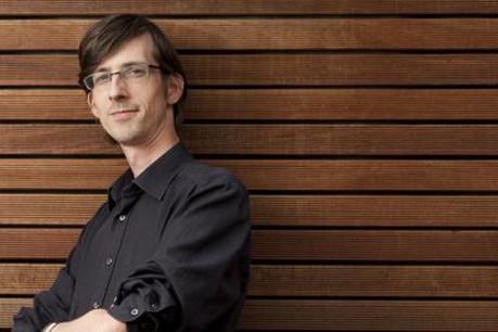 Christian Thiry, directeur et créateur de la jeune agence Christian Thiry Communication (Photo: Julien Becker)