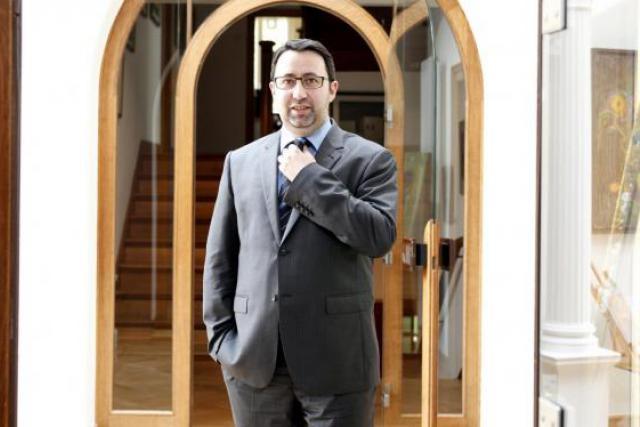Eric Perru (Wildgen, Partners in Law) (Photo : Olivier Minaire)