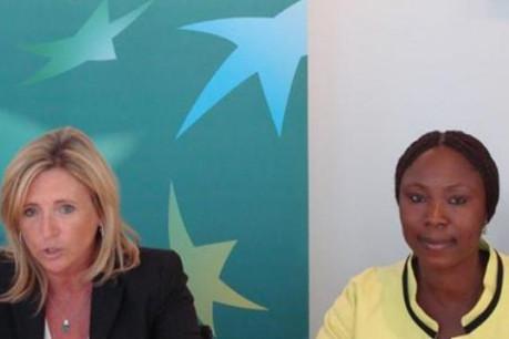 Miriam Mascherin (à gauche): «Il fallait trouver comment encourager les femmes à se lancer dans une aventure entrepreneuriale.» (Photo: DR