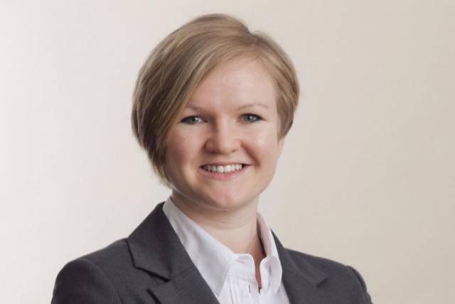 Maître Louisa Silcox, avocate au sein de l'étude NautaDutilh Avocats Luxembourg (Photo: NautaDutilh Avocats Luxembourg)