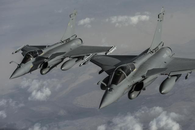 Piloté par Dassault et Thales, ce programme bénéficiera d'un investissement annuel de 100 millions d'euros et du recrutement de 50 experts en intelligence artificielle d'ici à 2022. (Photo: Licence C.C.)