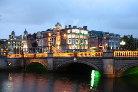 Les investisseurs anglo-saxons préféraient Dublin pour les facilités linguistiques. Une tendance qui change depuis que la crise a atteint l'Irlande.  (Photo: Licence C. C.)