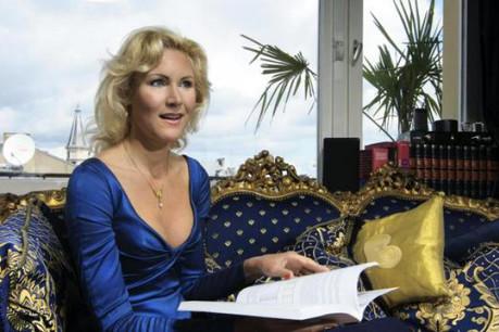 Sandra Müller (Photo : Andrés Lejona)