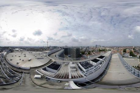 La vue depuis le Berlaymont ne semble pas porter jusqu'au marché américain. (Photo: Commission Européenne)