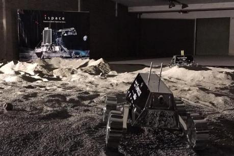 Dans les sous-sols du Paul Wurth Incub, la plate-forme de test d'Ispace est ouverte au grand public, au même titre qu'un «space café». (Photo: Ispace)