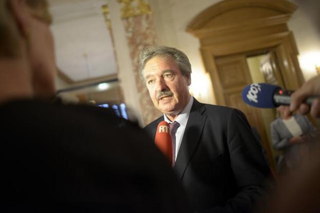Pour Jean Asselborn, le référendum italien est d'abord «une affaire interne». Mais pas que... (Photo: Paperjam.lu / archives)