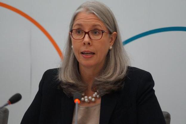 Pour Denise Voss, la présidente de l'Alfi, l'industrie de la gestion d'actifs a aujourd'hui une occasion unique de se réinventer. (Photo: Alfi)