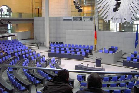 61,9 Allemands désigneront leurs parlementaires le 24 septembre. Indirectement, ils désigneront aussi le chancelier. (Photo: Licence CC)