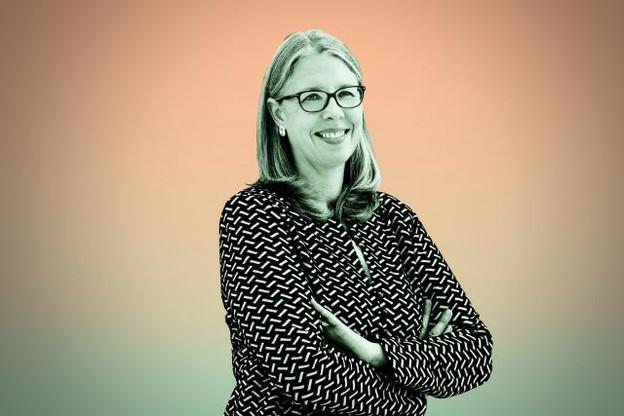Denise Voss est spécialiste des fonds et de la régulation des marchés, elle s'intéresse de plus en plus à la place des femmes et à la diversité des conseils d'administration. (Photo: Marion Dessard / archives)