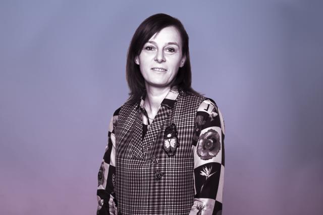 Stéphanie Jauquet: «Je ne me suis jamais posée de barrières ou sentie différente des hommes qui m'entourent.» (Photo: Patricia Pitsch / Maison Moderne)