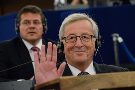32 ans de responsabilités politiques sur 60 ans de vie: la carrière de Jean-Claude Juncker est déjà bien remplie...   (Photo: Parlement européen /archives)