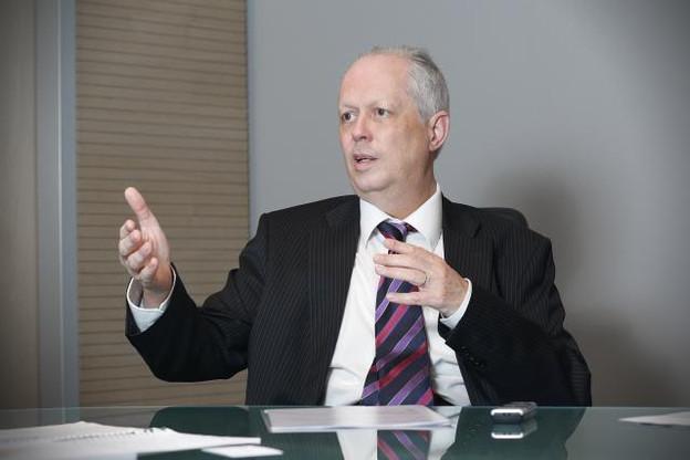 Jean Guill laisse à son successeur le chantier de la gouvernance de la CSSF.  (Photo: Luc Deflorenne / archives)