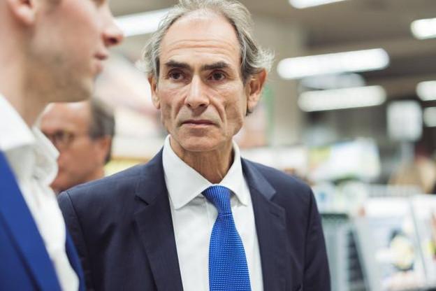 Jean-Paul Hoffmann avait pris le relais de Fernand Weides en août 2013. (Photo: Maison moderne / archives)