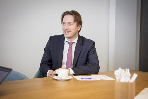 Jean-Paul Olinger, en provenance de KPMG, a rejoint l'UEL en janvier dernier. (Photo: Maison moderne / archives)
