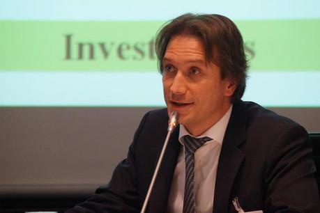 Jean-Paul Olinger était précédemment le secrétaire général de la FJD, poste qu'occupent traditionnellement les futurs présidents. (Photo: Alfi)