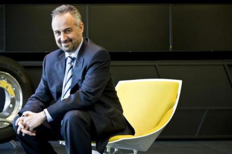 Jean-Pierre Jeusette, directeur général, Goodyear Innovation Center Luxembourg (GIC*L) (Photo : David Laudent/Wide)