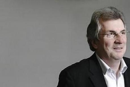 Jean Stock: «Renouer au plus vite avec les critères d'une télévision opérée avec des professionnels». (Photo: Eric Chenal/archives)