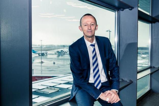 En poste depuis janvier 2014, Johan Vanneste quittera ses fonctions de CEO de Lux-Airport «au plus tard» fin mai. (Photo: Maison Moderne/archives)