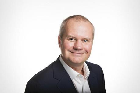 Travaillant déjà avec Steve Collar du temps d'O3B Networks, John-Paul Hemingway dirige désormais la branche qui doit afficher la plus forte croissance d'ici 2020. (Photo: SES)