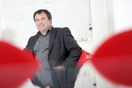 Pascal Koster (Join): «Base nous offre un réseau exceptionnel, parfaitement adapté à nos besoins.» (Photo: archives paperJam)