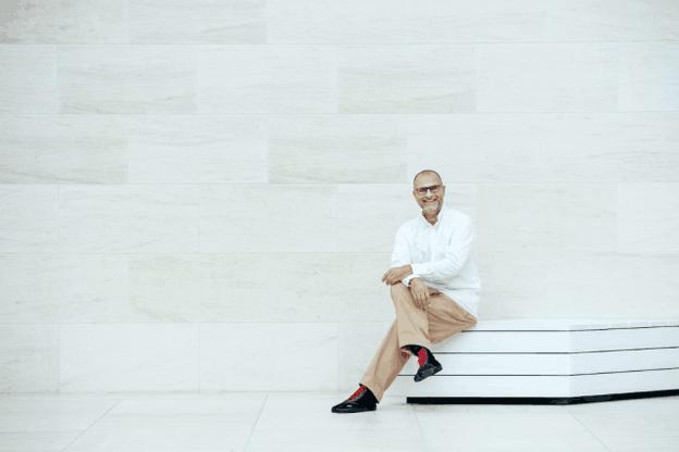 Passionné d'architecture et expérimenté en marketing, José da Costa rejoint l'équipe du Mudam. (Photo: Lala La Photo / Mudam)