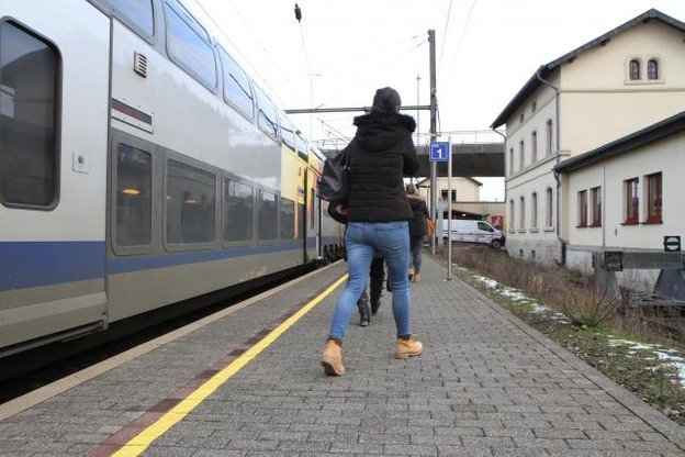 La SNCF appelle à emprunter des moyens de locomotion alternatifs. Des bus seront affrétés entre certaines gares.  (Photo: DR)
