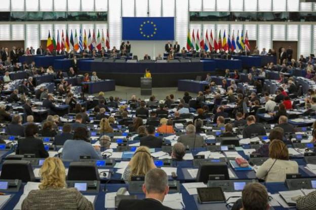 Pour être élu, Jean-Claude Juncker devra obtenir la confiance de 376 des 751 députés. (Photo: DR)